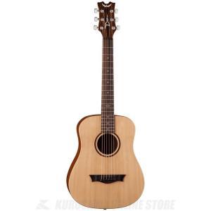 DEAN Flight Spruce Travel Guitar w/Gigbag [FLY SPR...