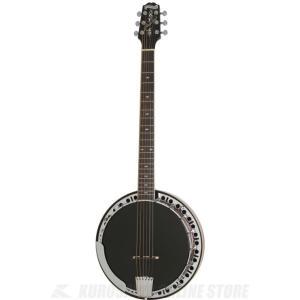 特徴 ・エレクトリック仕様の6弦バンジョー ・Epiphone Stagebird マグネティックピ...