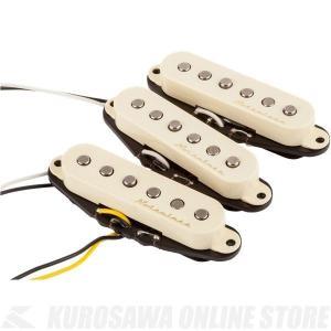 Fender Vintage Noiseless Strat Pickups, Aged White...
