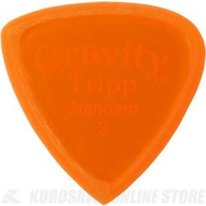 GRAVITY GUITAR PICKS GTRS3M (3.0mm, Orange, Master...