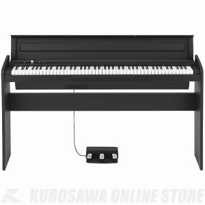 KORG LP-180 BK(デジタルピアノ)(関東地方配送料無料)(ご予約受付中)【ONLINE ...