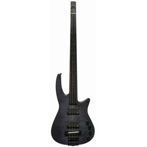 NS Design RADIUS4 Bass Fletless(Charcoal Satin)(フレットレスベース)(送料無料)(ストラップラバープレゼント)【ONLINE STORE】|wavehouse