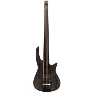 NS Design RADIUS5 Bass Fletless(Charcoal Satin)(フレットレスベース)(送料無料)(ストラップラバープレゼント)(ご予約受付中)【ONLINE STORE】|wavehouse
