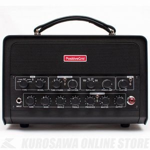 Positive Grid BIAS Head DSP AMP MATCH PRE AMPLIFIER (モデリングプリアンプ)(送料無料)【ONLINE STORE】|wavehouse