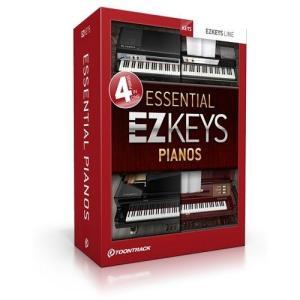 TOONTRACK EZ KEYS - ESSENTIAL PIANOS【ONLINE STORE】