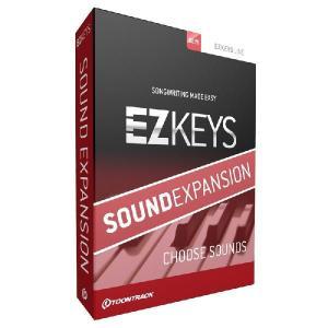 TOONTRACK EZ KEYS SOUND EXPANSION(マンスリープレゼント)【ONLI...