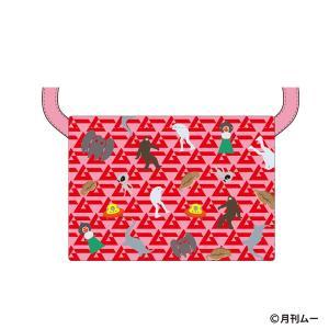 【予約商品・9月中旬発送予定】サコッシュ 月刊ムー UMA|waveone