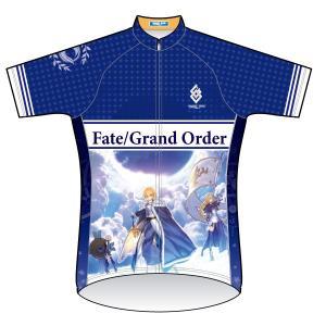 【予約商品・5月中旬発送予定】 半袖ジャージ Fate/Grand Order FGOキービジュアル|waveone