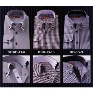 ワイシャツ・カッターシャツ・カラーパターンドレスシャツ 6TYPE ・ワイシャツ・Yシャツ/抗菌防臭加工・形態安定加工/長袖ワイシャツ|wawajapan|03