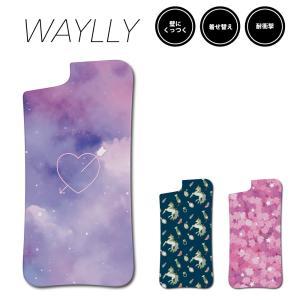 ドレッサーのみ iPhone 8 7 XR XS X 6s 6 Plus XsMax ケース スマホケース ゆめかわ 耐衝撃 シンプル おしゃれ くっつく ウェイリー WAYLLY DRR|waylly