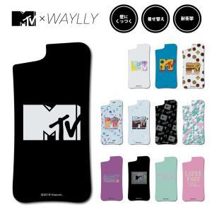ドレッサーのみ iPhone 8 7 XR XS X 6s 6 Plus XsMax ケース スマホケース MTVオリジナル 耐衝撃 シンプル おしゃれ くっつく ウェイリー WAYLLY DRR|waylly