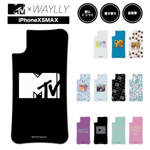 ドレッサーのみ iPhone XS Max ケース スマホケース MTVオリジナル 耐衝撃 シンプル おしゃれ くっつく ウェイリー WAYLLY DRR|waylly
