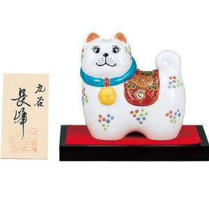 2018年 干支飾り 張り子戌(いぬ) 盛 九谷焼 陶器 犬 置物|waza