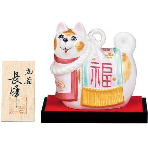 2018年 干支飾り 横綱戌(いぬ) 金彩 九谷焼 陶器 犬 置物|waza