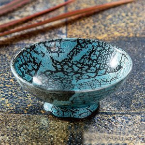父の日ギフト 陶器 平盃 銀彩釉|waza