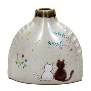 陶器 一輪挿し 九谷焼  陽だまり|waza
