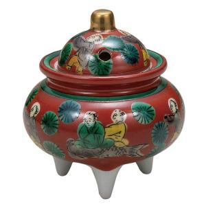 九谷焼 陶器 香炉 木米 waza