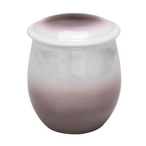 九谷焼 4.5号 陶器 骨壷 銀彩|waza