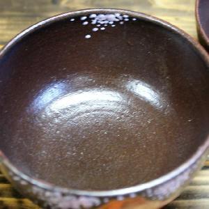 九谷焼 夫婦茶碗 湯のみ ペアセット 赤富士 金婚式/還暦祝い/名入れ/ギフト|waza|04
