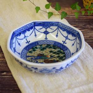 結婚内祝い お返し ギフト 九谷焼 盛鉢 吉田屋おしどり 和食器 鉢物 waza