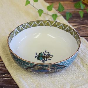 新築内祝い お返し 贈り物 九谷焼 盛鉢 おしどり/鳳凰図 waza
