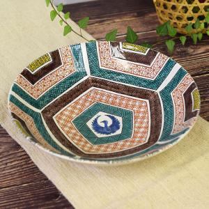 新築内祝い お返し ギフト 九谷焼 盛鉢 石畳 陶器 和食器 鉢物 waza