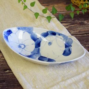 新築内祝い お返し ギフト 九谷焼 盛鉢 白椿 陶器 和食器 鉢物 waza