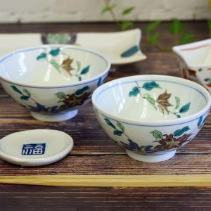 古希のお祝い 品 九谷焼 夫婦茶碗 鉄仙|waza