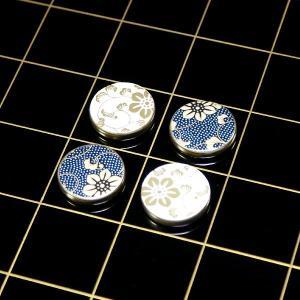 【九谷焼×山中塗り】 加賀百万石 インペリアル ボードゲーム リバーシ|waza