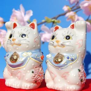 サクラサク!幸運を呼ぶ♪ ちび招き猫 さくらちゃん|waza