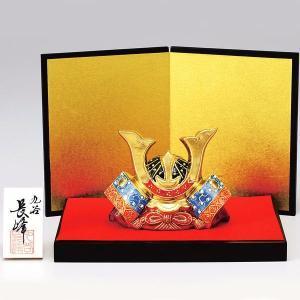 初節句 お祝い 五月人形 九谷焼 陶器 兜飾り 錦盛|waza