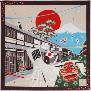 たまのお散歩 お正月    1月 wazakka