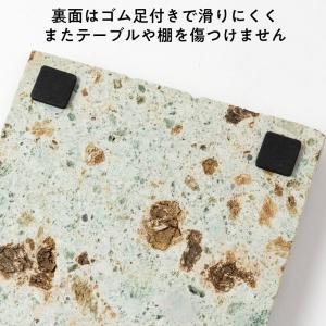 大谷石の飾り台 中目 大谷の石屋マルオカ 栃木県の工芸品 Decorative table made of Oya stone, Tochigi craft|wazakkawakei|02