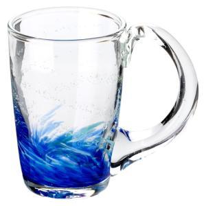 ※琉球ガラスは吹きガラスの手作り製品です。1つ1つ個体差があり、商品写真と若干形や色味が異なる場合が...