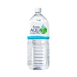 水 ミネラルウォーター 軟水 フロムアクア2Lペットボトル12本 送料込