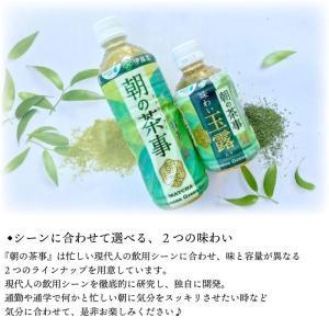 訳あり セール 送料無料 お茶 緑茶 朝の茶事 525ml 24本入 ペットボトル wb-water 07