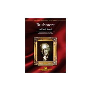 (楽譜) ラッシュモア / 作曲:アルフレッド・リード (吹奏楽)(フルスコアのみ)|wbpplus