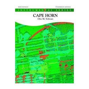 (楽譜) ケープ・ホーン / 作曲:オットー・M・シュヴァルツ (ホルン&ピアノ)|wbpplus