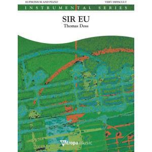 (楽譜) サー EU / 作曲:トーマス・ドス (ユーフォニアム&ピアノ) wbpplus