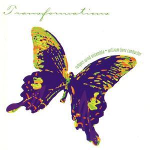 (CD) トランスフォーメーションズ / 指揮:ウィリアム・バーツ / 演奏:ラトガーズ・ウィンド・アンサンブル (吹奏楽)|wbpplus