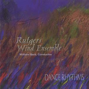 (CD) ダンス・リズムス / 指揮:ウィリアム・バーツ / 演奏:ラトガーズ・ウィンド・アンサンブル (吹奏楽)|wbpplus