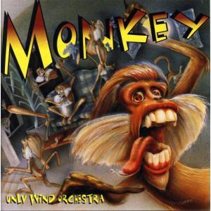 (CD) モンキー / 演奏:ネバダ州立大学ラスベガス校ウィンド・オーケストラ(吹奏楽)|wbpplus