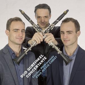 (CD) クラリネット・デュオとオーケストラの饗宴 / 演奏:アレクサンダー&ダニエル・ガーフィンケル (クラリネット)|wbpplus