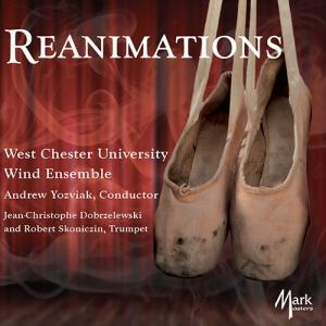 (CD) リアニメーションズ / 演奏:ウェスト・チェスター大学ウィンド・アンサンブル (吹奏楽)|wbpplus