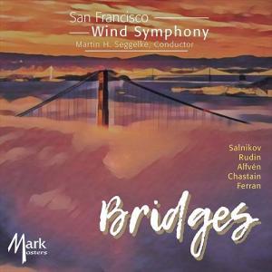(CD) ブリッジズ / 演奏:サンフランシスコ・ウィンド・シンフォニー (吹奏楽)|wbpplus