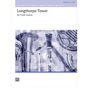 (楽譜) ロングソープ・タワー / 作曲:トッド・スタルター (吹奏楽)(スコア+パート譜セット) wbpplus