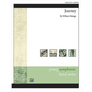 (楽譜) ジャーニー / 作曲:ウィリアム・パランジ (吹奏楽)(スコア+パート譜セット) wbpplus