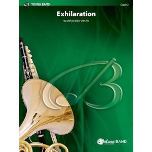 (楽譜) イグジラレーション / 作曲:マイケル・ストーリー (吹奏楽)(スコア+パート譜セット) wbpplus