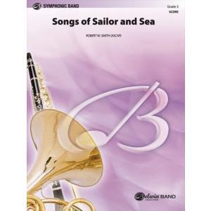 (楽譜) 船乗りと海の歌(海の男達の歌) / 作曲:ロバート・W・スミス (吹奏楽)(フルスコアのみ) wbpplus