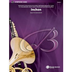 (楽譜) インチョン / 作曲:ロバート・W・スミス (吹奏楽)(スコア+パート譜セット)|wbpplus